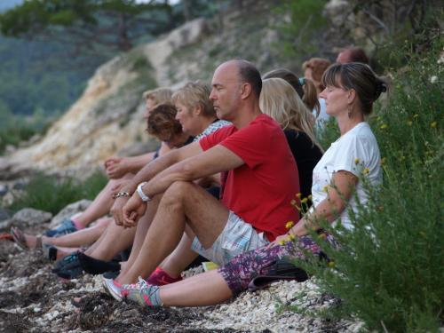 Tengerparti meditáció