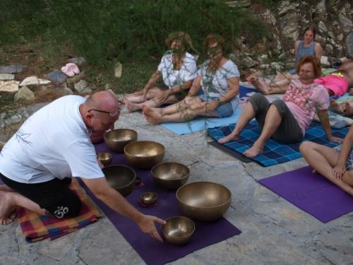 Hangfürdő-meditáció