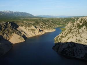 Zrmanja-kanyon